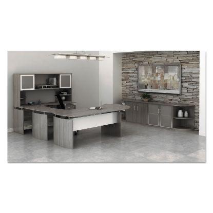 Picture of Safco® Medina™ Series Laminate Hutch Support