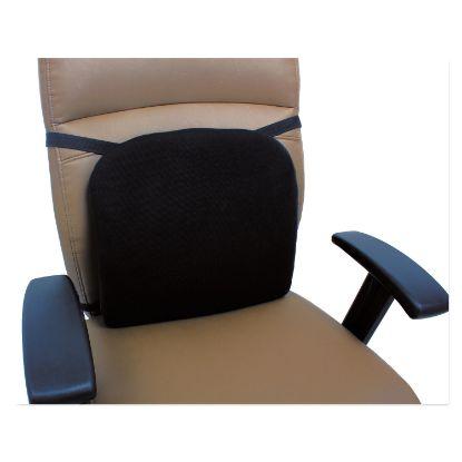 Picture of Alera® Cooling Gel Memory Foam Backrest