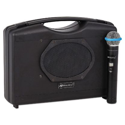 Picture of AmpliVox® Bluetooth Audio Portable Buddy with Wireless Handheld Mic