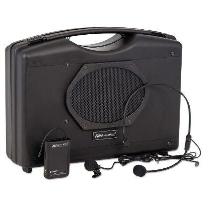Picture of AmpliVox® Bluetooth Audio Portable Buddy with Wireless Handsfree Mic