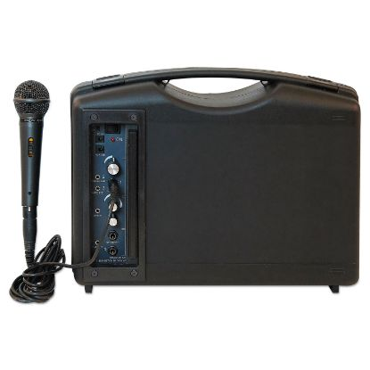 Picture of AmpliVox® Bluetooth Audio Portable Buddy with Wired Mic