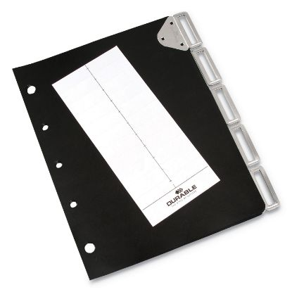 Picture of Durable® Catalog Rack Index