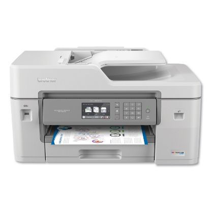Picture of Brother BRTMFCJ6545DW All-In-One Inkjet