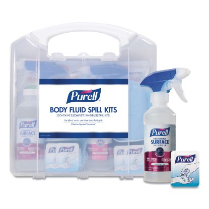 Picture of PURELL® Body Fluid Spill Kit