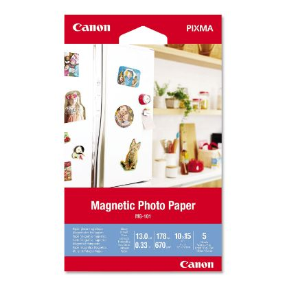 Picture of Canon® Magnetic Photo Paper