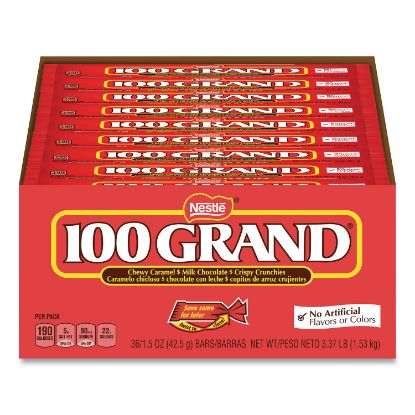 Picture of 100 GRAND® Chocolate Candy Bars