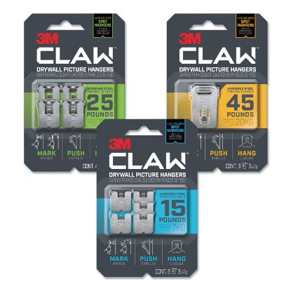Picture of 3M™ Claw Drywall Picture Hanger
