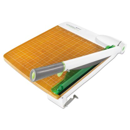 """Picture of CarboTitanium Guillotine Paper Trimmers, 30 Sheets, 12"""" Cut Length, 14"""" x 22"""""""