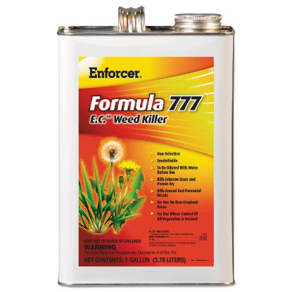 Picture of Formula 777 E.C. Weed Killer, Non-Cropland, 1 gal Can, 4/Carton