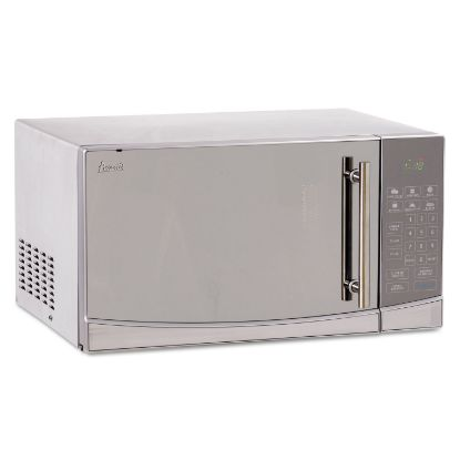 Picture of 1.1 Cubic Foot Capacity Stainless Steel Touch Microwave Oven, 1000 Watts