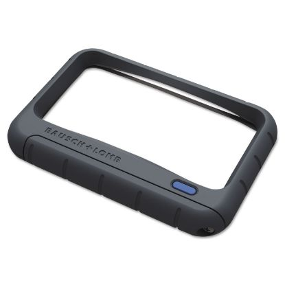 """Picture of Handheld LED Magnifier, Rectangular, 4"""" x 2"""""""