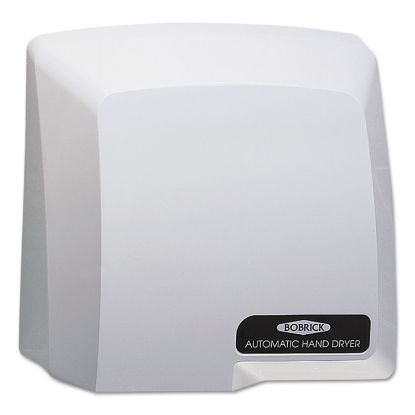 Picture of Compact Automatic Hand Dryer, 115V, Gray