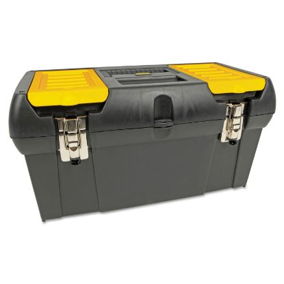 Picture of Series 2000 Toolbox w/Tray, Two Lid Compartments