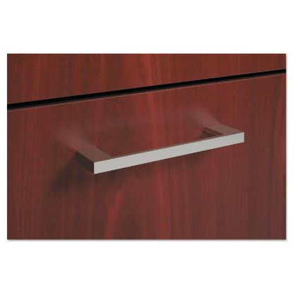 Picture of BL Series Field Installed Arched Bridge Pull, Arch, 4.25w x 0.75d x 0.38h, Polished, 2/Carton
