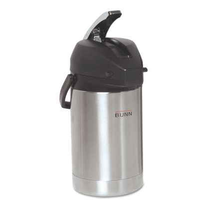 Picture of 2.5 Liter Lever Action Airpot, Stainless Steel