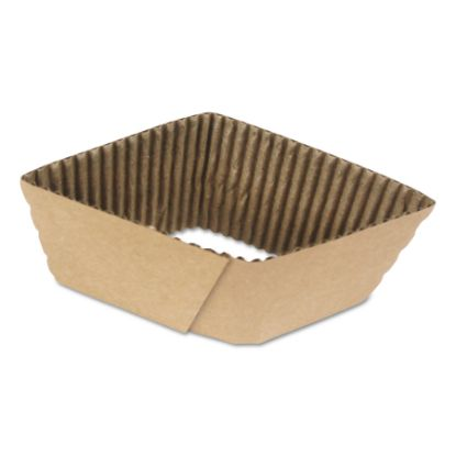 Picture of Cup Sleeves, Fits 10-20 oz Hot Cups, 1200/Carton