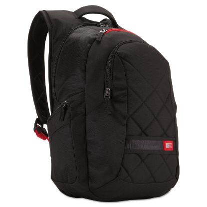 """Picture of 16"""" Laptop Backpack, 9 1/2 x 14 x 16 3/4, Black"""