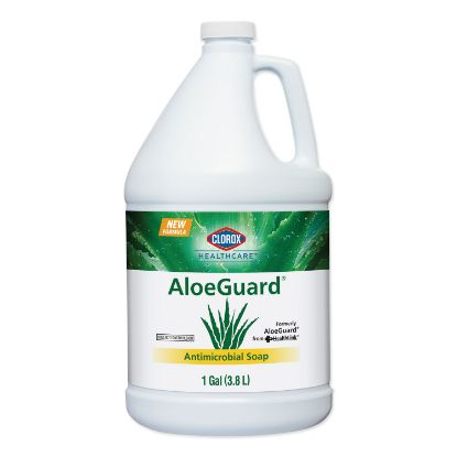 Picture of AloeGuard® Antimicrobial Soap, Aloe Scent, 1 gal Bottle, 4/Carton