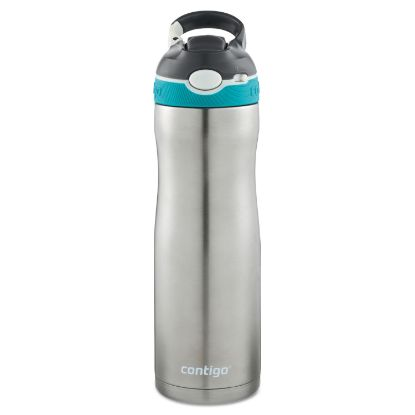 Picture of AUTOSPOUT Ashland Chill Water Bottle, 20 oz, Scuba, Stainless Steel