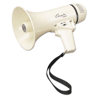 Picture of Megaphone, 4-8W, 400 Yard Range, White