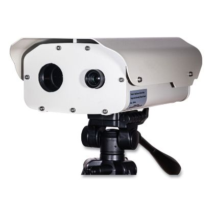 Picture of Non-Contact Infrared Thermal Imager, For Use with PC, 86° -113° Temp Range, 10 Person, 7.5 x 12.5 x 4