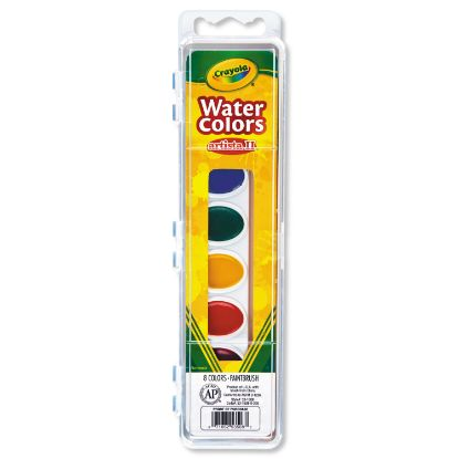 Picture of Artista II 8-Color Watercolor Set, 8 Assorted Colors