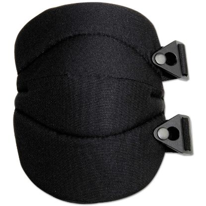 Picture of ProFlex 230 Wide Soft Cap Knee Pad, One Size Fits Most, Black