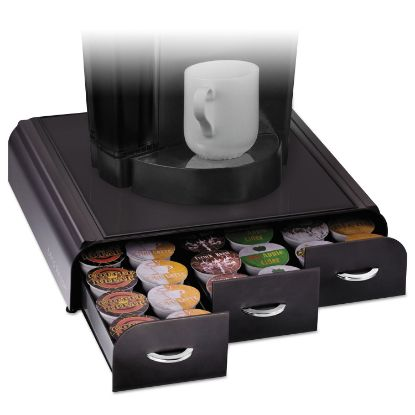 Picture of Anchor 36 Capacity Coffee Pod Drawer, 13 23/50 x 12 87/100 x 2 18/25