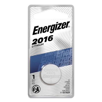 Picture of 2016 Lithium Coin Battery, 3V