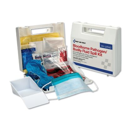 """Picture of BBP Spill Cleanup Kit, 2.5"""" x 9"""" x 8"""""""