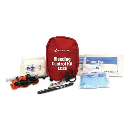Picture of Basic Pro Bleeding Control Kit, 5 x 7 x 4
