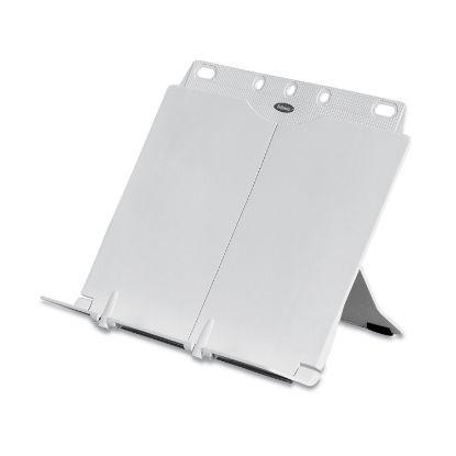 Picture of BookLift Copyholder, Plastic, One Book/Pad, Platinum