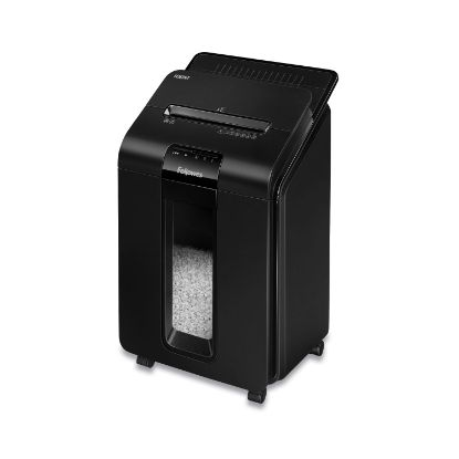 Picture of AutoMax 100M Auto Feed Micro-Cut Shredder, 100 Auto/10 Manual Sheet Capacity