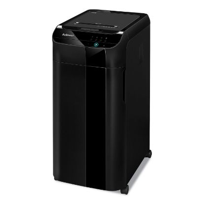 Picture of AutoMax 350C Auto Feed Cross-Cut Shredder, 350 Auto/12 Manual Sheet Capacity