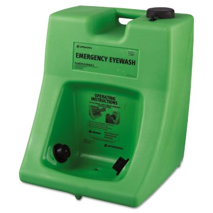Picture of Fendall Porta Stream II Eye Wash Station with Water Additive, 16 gal