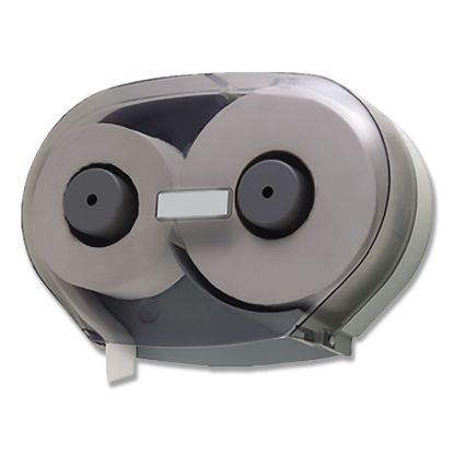 "Picture of 9"" Stub Saver Dispenser, 16.5"" x 5.5"" x 11.5"", Transparent"