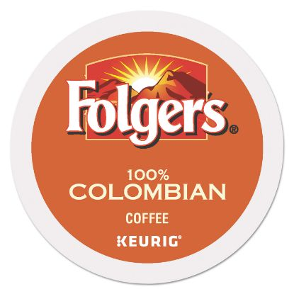 Picture of 100% Colombian Coffee K-Cups, 24/Box