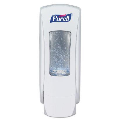 "Picture of ADX-12 Dispenser, 1200 mL, 4.5"" x 4"" x 11.25"", White"