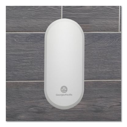 """Picture of ActiveAire Passive Whole-Room Freshener Dispenser, 3.22"""" x 4.06"""" x 6.83"""", White"""