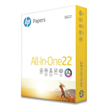 Picture of All-In-One22 Paper, 96 Bright, 22lb, 8.5 x 11, White, 500/Ream