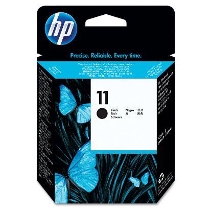 Picture of HP 11, (C4810A) Black Printhead