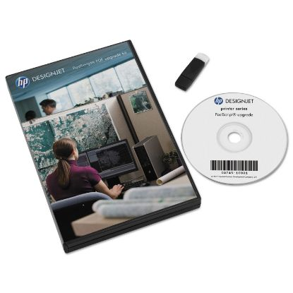 Picture of DesignjetPostScript/PDFUpgrade Kit/HPDesignjet T7100, T7200, Z6200, Z6600, Z6800