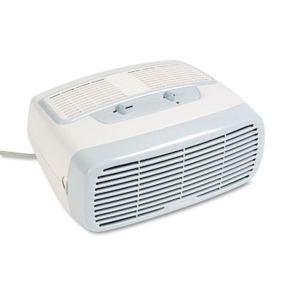 Picture of 99% HEPA Desktop Air Purifier, 110 sq ft Room Capacity, White