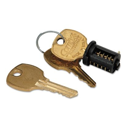 Picture of Core Removable Lock Kit, Black