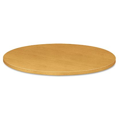 """Picture of 10500 Series Round Table Top, 42"""" Diameter, Harvest"""