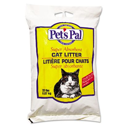 Picture of Traditional Clay Kitty Litter, 100% Natural, Gray