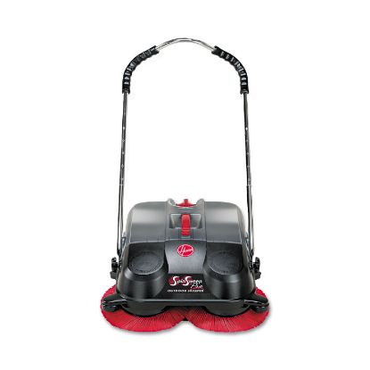 Picture of SpinSweep Pro Outdoor Sweeper, Black