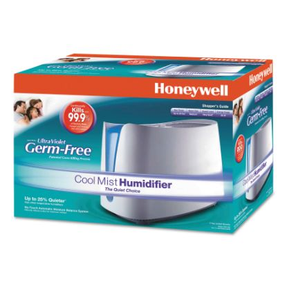 Picture of Germ Free Cool Moisture Humidifier, 1.1 gal, 17.48w x 9.37d x 11.85h, White
