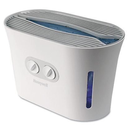 Picture of Easy-Care Top Fill Cool Mist Humidifier, White, 16 7/10w x 9 4/5d x 12 2/5h