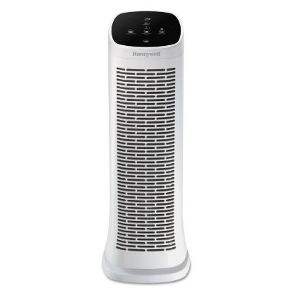 Picture of AirGenius 3 Air Cleaner & Odor Reducer, 225 sq ft Room Capacity, White